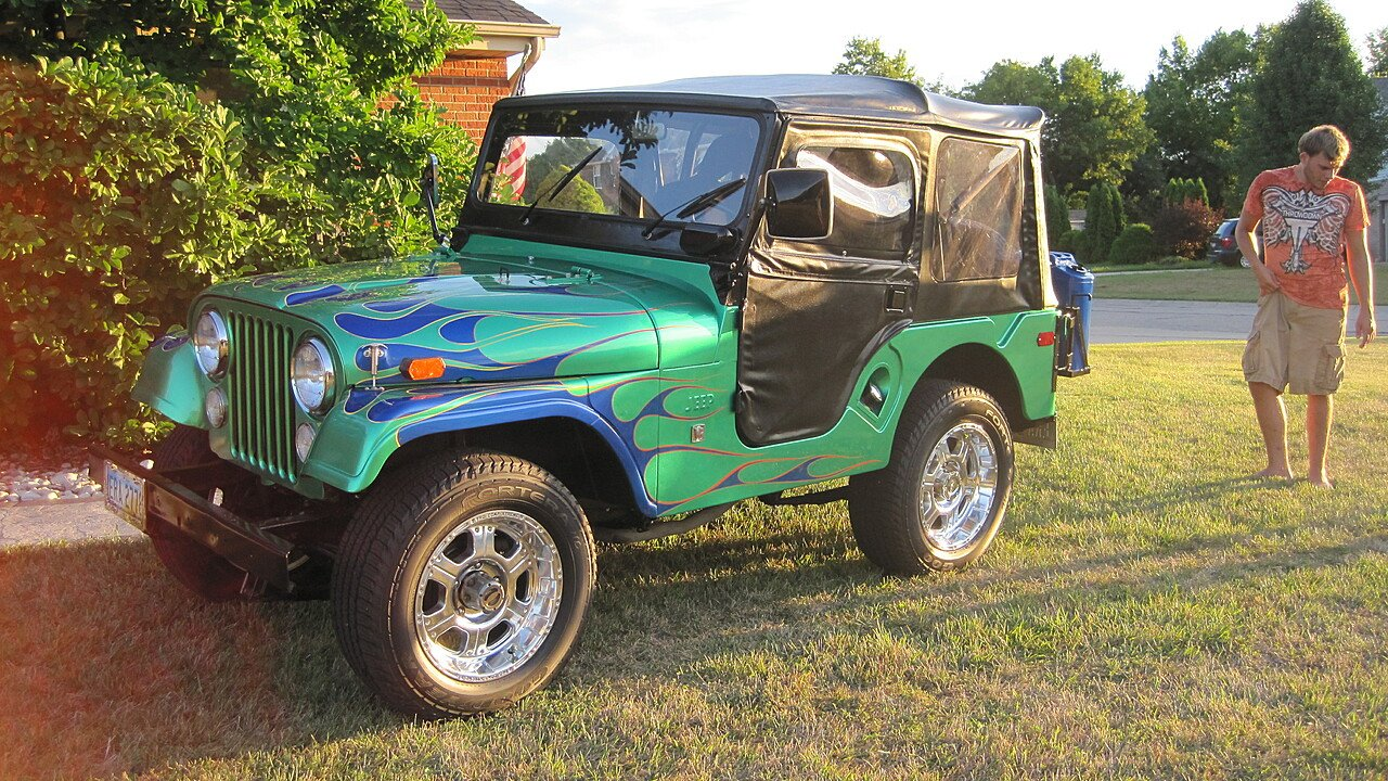 1970 Jeep CJ-5 for sale 100879951